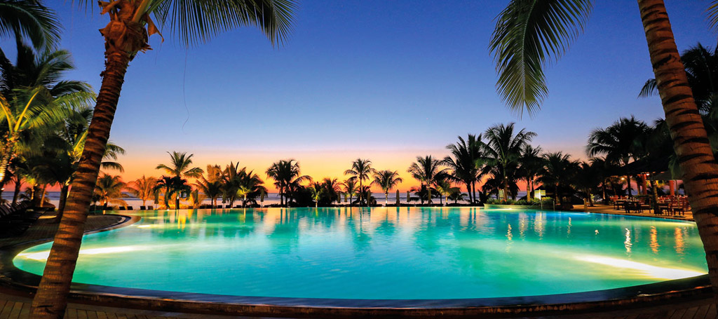 Le victoria hotel for Hotels ile maurice