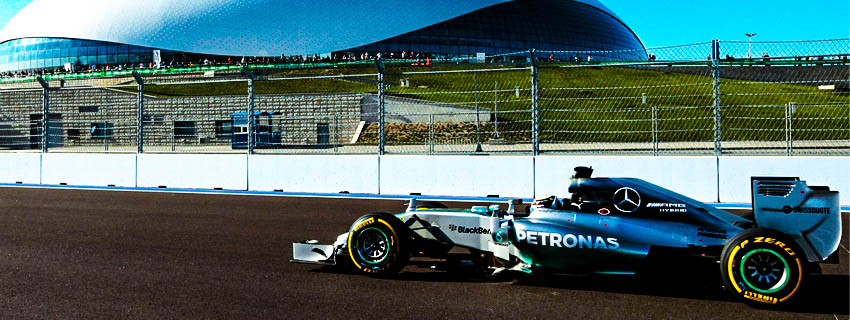 Russian F1 Grand Prix 2015 Tickets