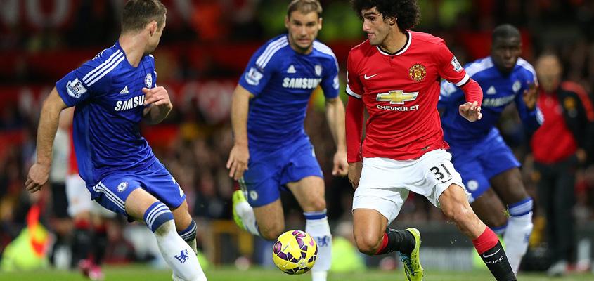 Chelsea Vs Manchester United Dec 2015 Premier League