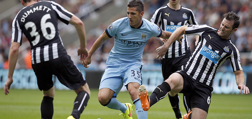 Manchester City vs Newcastle Oct 2015 Premier League Tickets
