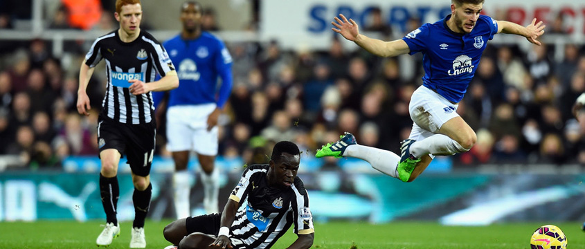 New Castle Vs Everton Dec 2015 Premier League