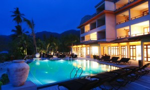 Double Tree by Hilton Seychelles