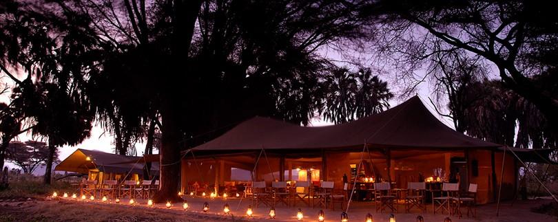 Elephant Bedroom Samburu