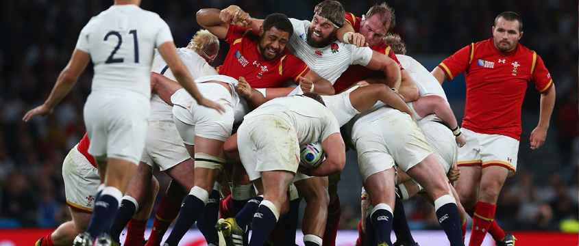 England Vs Wales RBS 6 Nations 2016