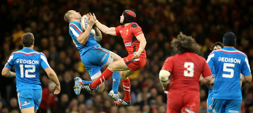 Wales Vs Italy 2016 RBS 6 Nations