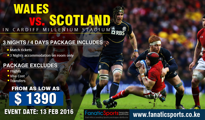 wales vs scotland 2016 Rugby 6 Nations