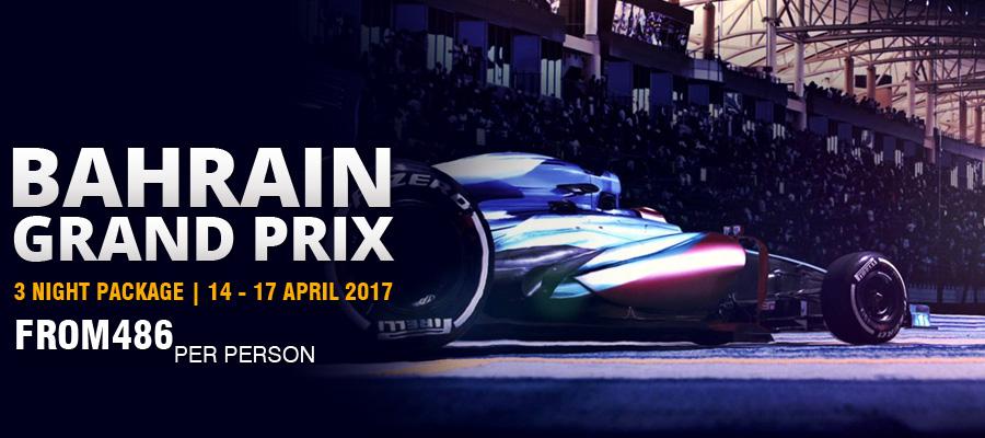 Bahrain Formula site banner