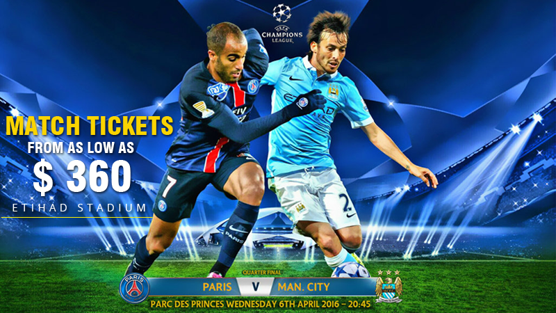 Atletico vs Barca UEFA 2016 champions league tickets