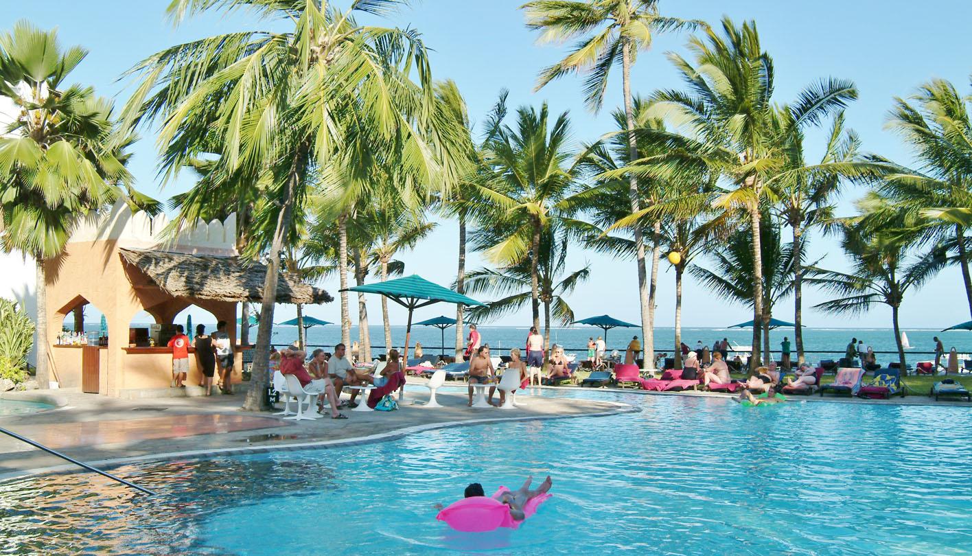 Bamburi Beach Hotel All Inclusive