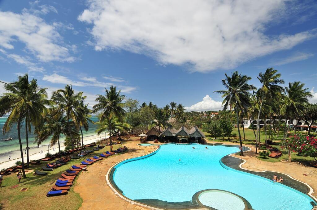 Hotels In Mombasa Kenya On Beach