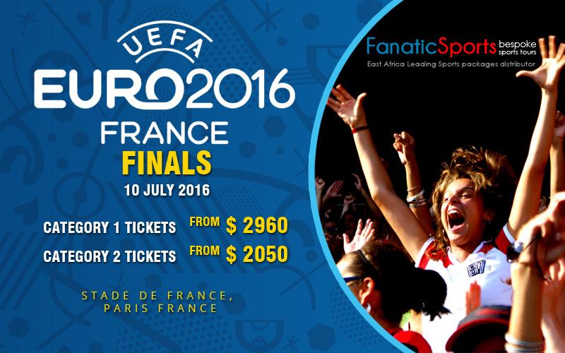 Euro 2016 finals