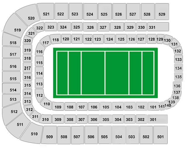Rugby World Cup 2015 Tickets Ireland vs Italy