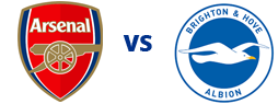 Arsenal - Brighton FC