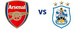 Arsenal - Huddersfield FC