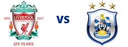 Liverpool FC - Huddersfield FC