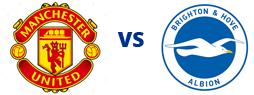 Manchester United - Brighton FC