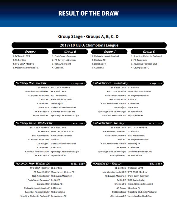 champions league fixtures 001