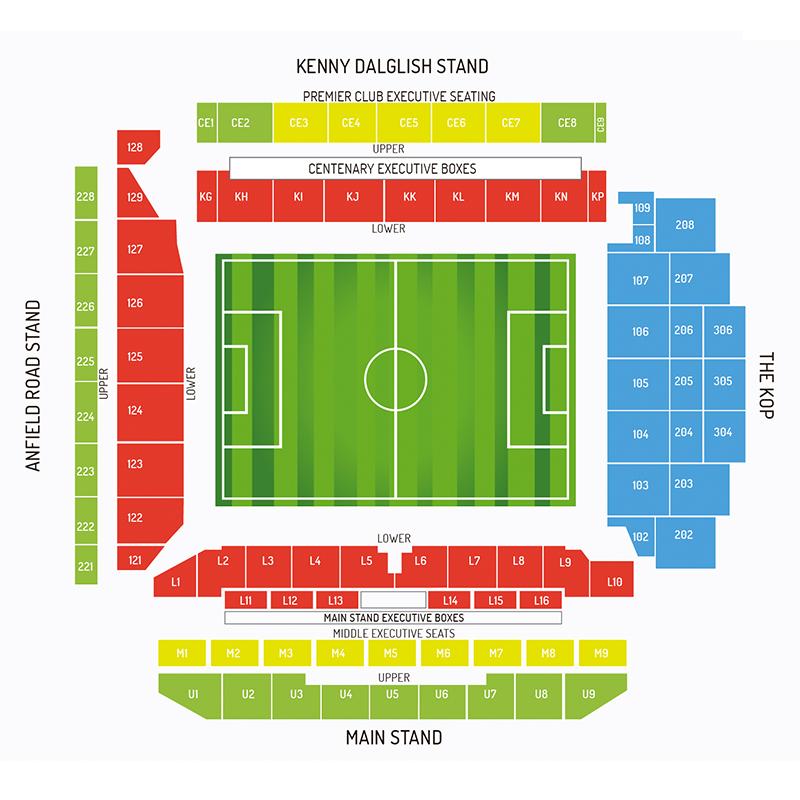 Premier League 2018 19 Live: Liverpool Vs Man City Premier League 2018/19 Tickets
