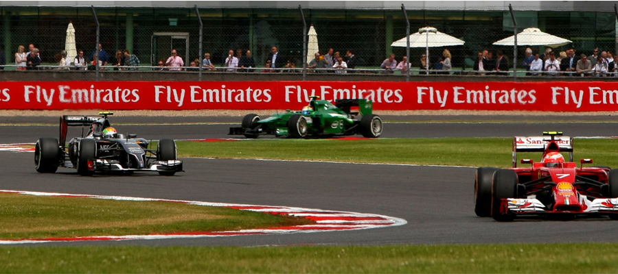 British Grand Prix 2019 Formula 1 World Race Tickets | Fanatic